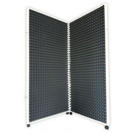Akustický Paravan 2x2x1m
