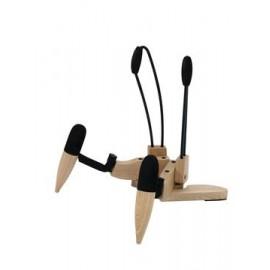 Stojan dřevěný pro AC kytaru