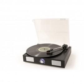 Fenton RP108B aktivní retro gramofon s USB, černý