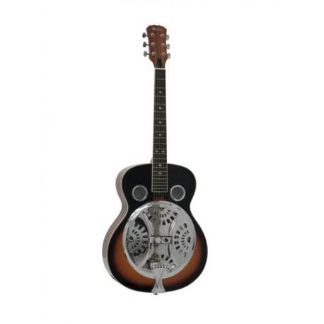 Dimavery RS-300 Resonanz-Gitarre