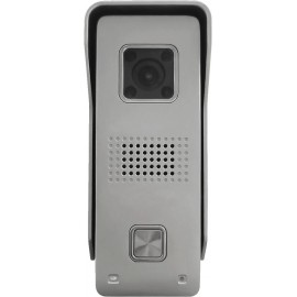 Monacor DVA-110DOOR, Domovní zvonek s kamerou a přístupem přes smartphone