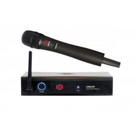 Bezdrátová mikrofonní souprava DW-24 SET HAND