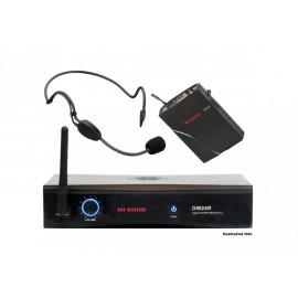 Bezdrátová mikrofonní souprava DW-24 SET L