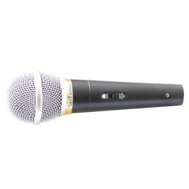 Mikrofon dynamický, kovový