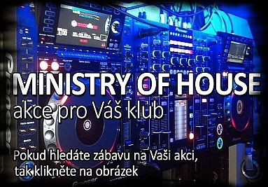 Ministry Of House - Praha ALL4MUSIC CZ