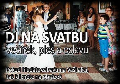 DJ na svatbu - Praha ALL4MUSIC CZ