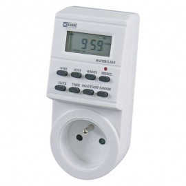 Emos TS-EF1, časovač - digitální spínací zásuvka