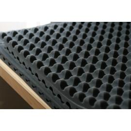 Akustický Molitan Sinus 3 cm 2x1m
