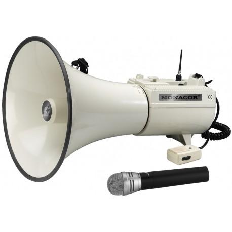 Megafon Monacor TXM-48 45W Bezrátový