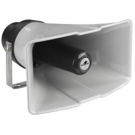 ELA tlakový reproduktor Monacor IT-35 25 W bílá, černá 1 ks