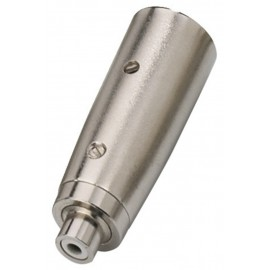 Redukce Monacor NTA-114 XLR/RCA jack