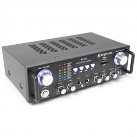 Karaoke Hi-Fi zesilovač AV-100 s MP3