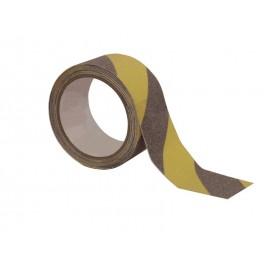 Gaffa standard černo-žlutá, 50mm x 50m