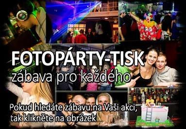 FOTO PÁRTY-TISK FOTEK-FOTOREPORTY