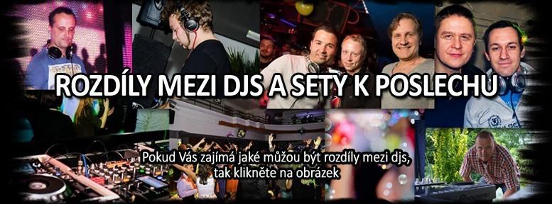 Rozdíly mezi djs - Praha ALL4MUSIC CZ